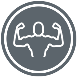 Icon Set - Muscle